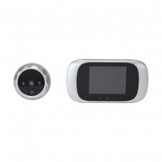 Digital door peephole camera viewer with doorbell and 2.8 inch screen